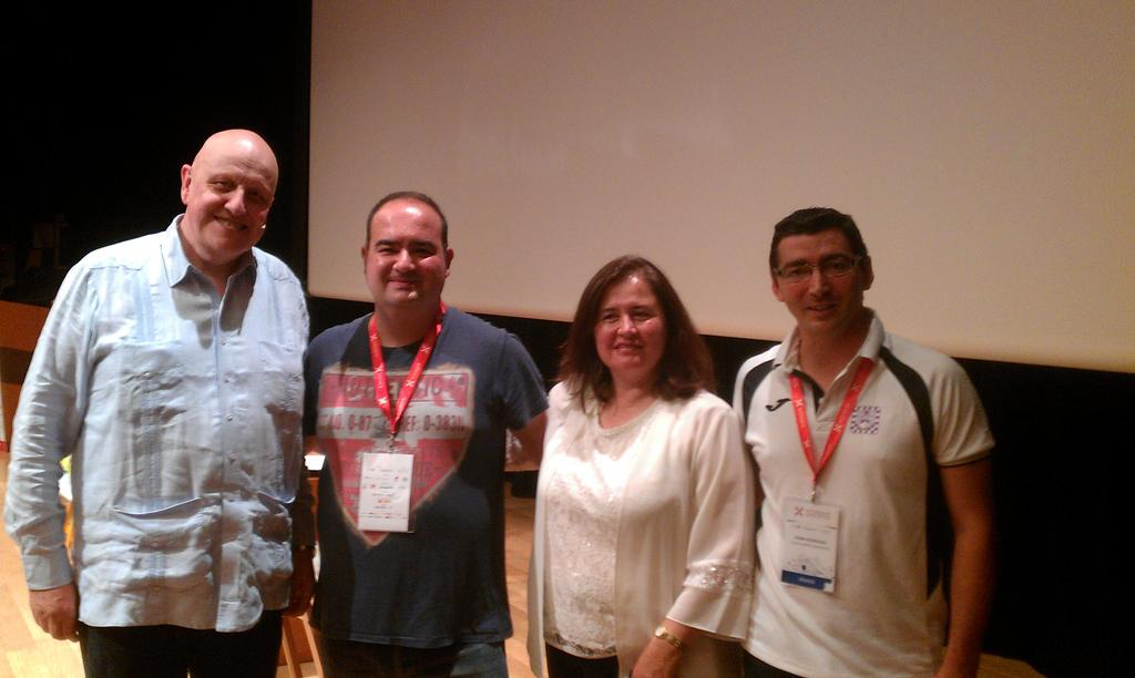 Txema, Luis y Eneko Monitores Nacionales de Ajedrez en Santurtzi