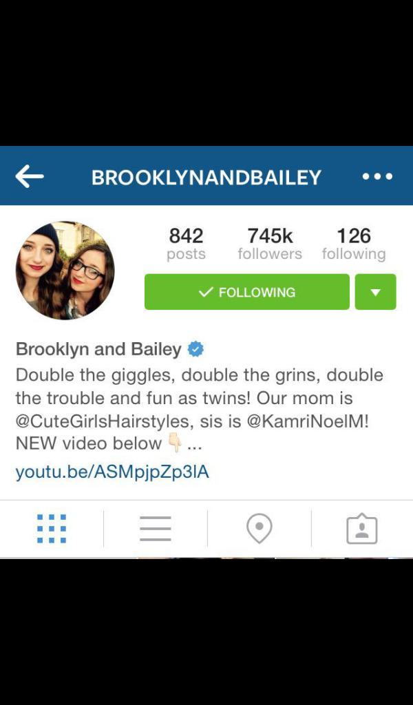 Brooklyn and bailey snapchat code