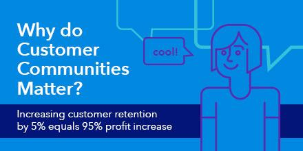 Increasing customer retention by 5% = a 95% profit increase. Customer behavior infographic: http://t.co/WiZt3x3qdO http://t.co/JGqQEyHHJi