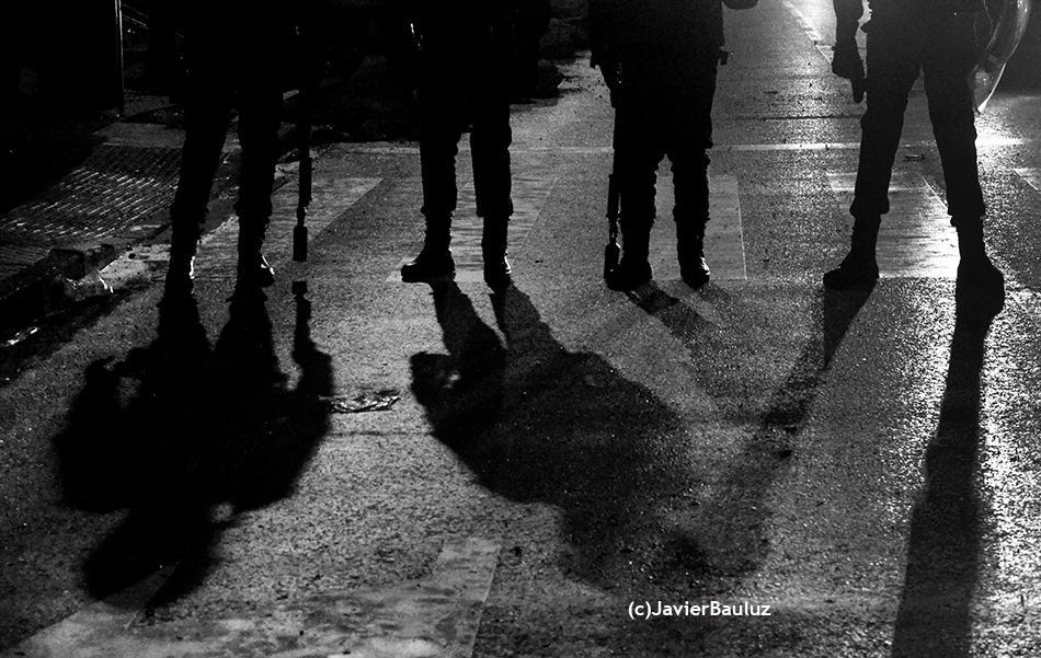 RT @javierbauluz Feliz 18 de Julio nuevo. NO a #LEYMORDAZA Buena suerte http://t.co/D1GCRQqRnN  No nos vamos a callar http://t.co/vNSdlYUVu2