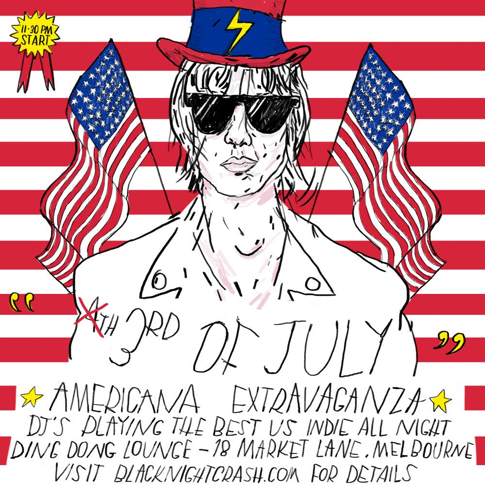 3RD OF JULY AMERICANA PARTY THIS FRIDAY. RSVP FOR CHEAP ENTRY: http://t.co/2rFxJ21pT4 http://t.co/fOOqcdO3DV