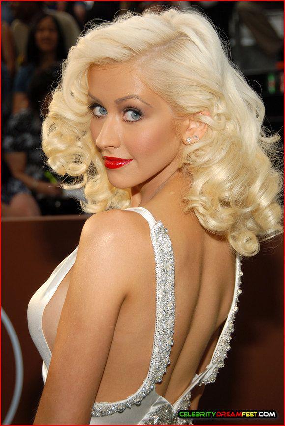 Christina nude photos aguilera