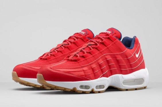 air max 95 kicks on fire