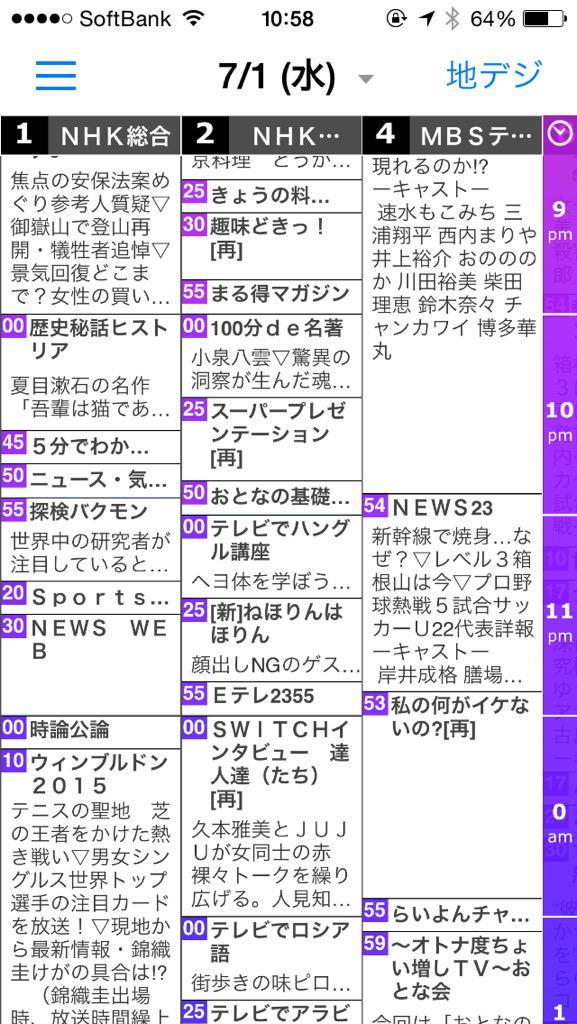 錦織 試合 テレビ nhk