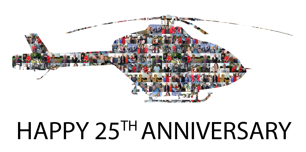 We are celebrating 25 years of our life-saving service, thanks to you! http://t.co/hRxRbgLpoN http://t.co/lLifFzEJMJ