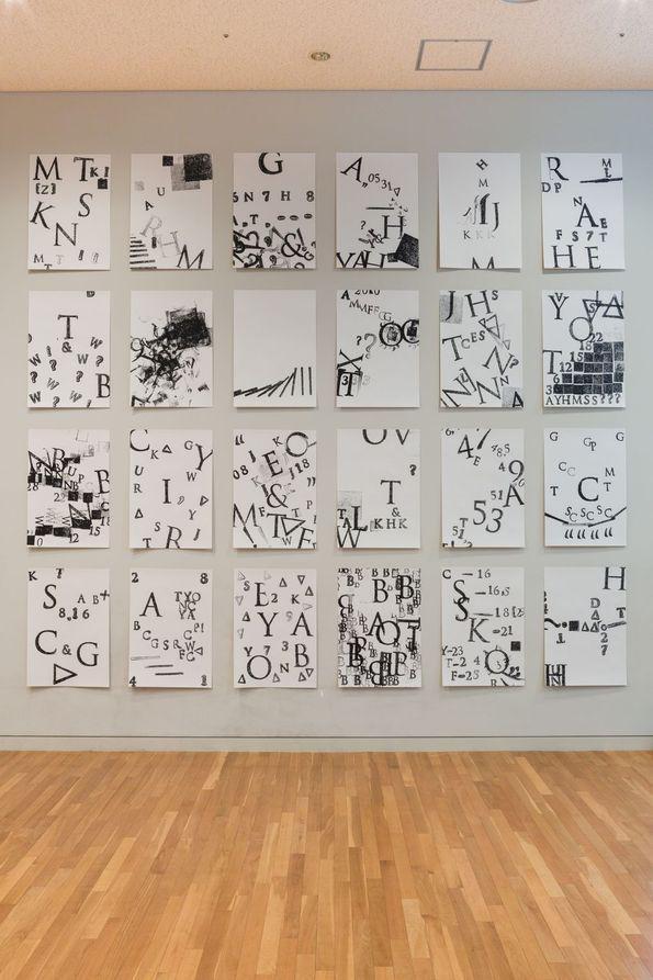 6/14(日)に開催したワークショップ「Life Type ライフ タイプ――じぶん・ひと 知り合うデザイン」で参加者が制作した作品を展示中です。*7/1(水)~8/3(月)*地下1階 休憩コーナー*Photo: Jingu Ooki