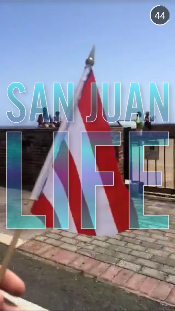 Esto es Puerto Rico! #SanJuanLive http://t.co/dO7k8gUZxJ