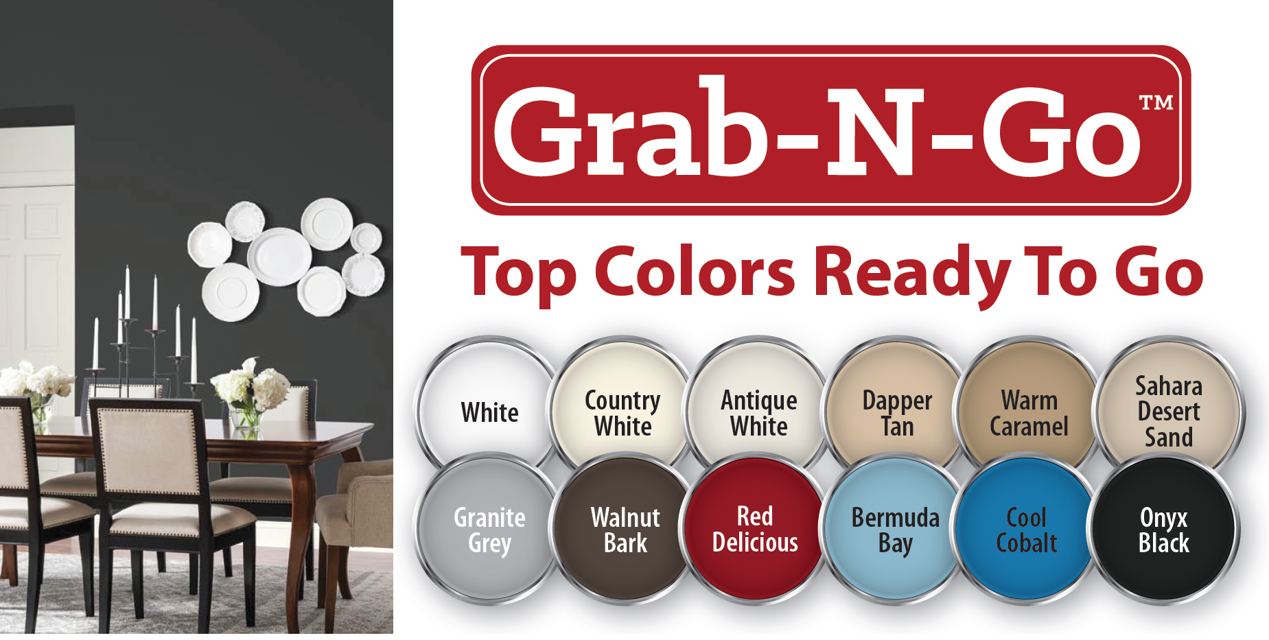 glidden paint on twitter new glidden grab n go colors have