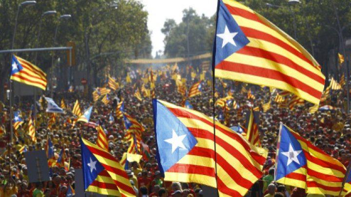 Catalan parties make election alliance for independence http://t.co/89G9aWdfz4