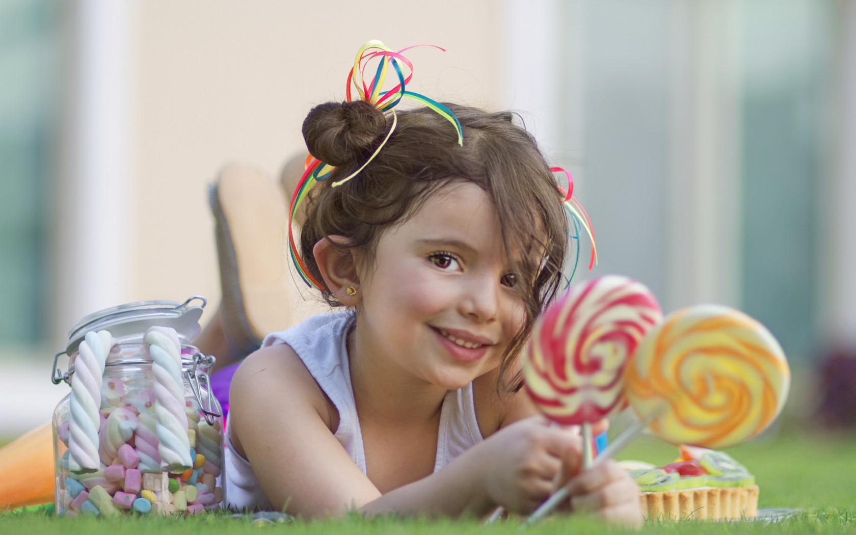 Лотерейные, картинки дети с конфетами