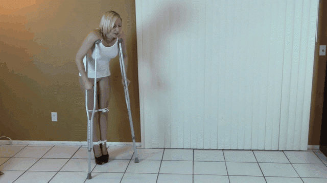 Tw Pornstars - Crutches Videos And Pics-4535