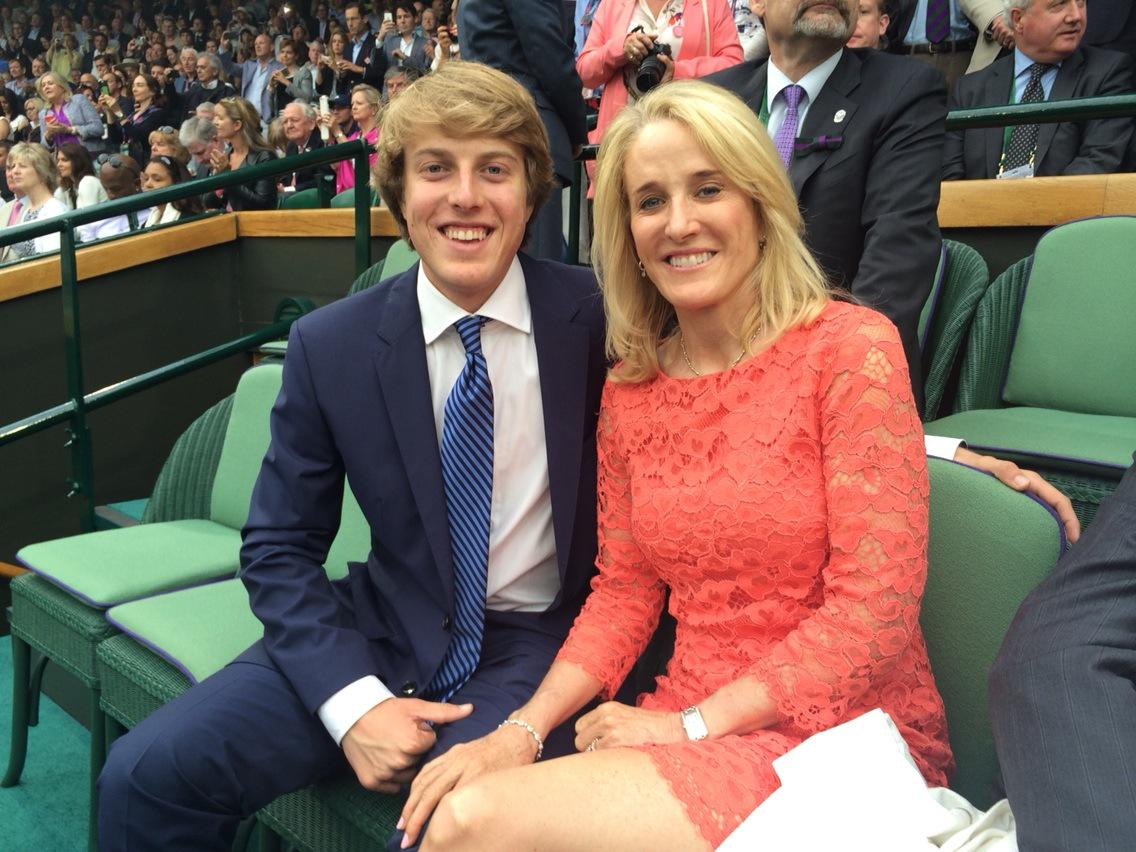 "Tracy Austin on Twitter ""Fabulous experience to watch the Men s"