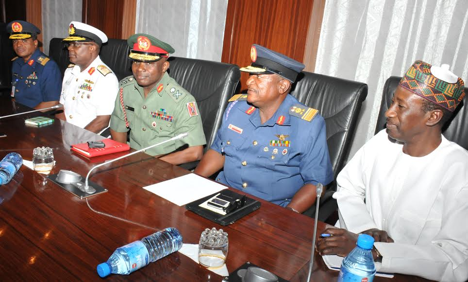 Thumbnail for Nigeria: Social Media Reacts to Change of Service Chiefs and NSA