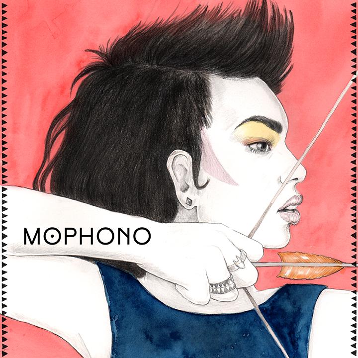 mophono M.O.3. EP FLOTSAM