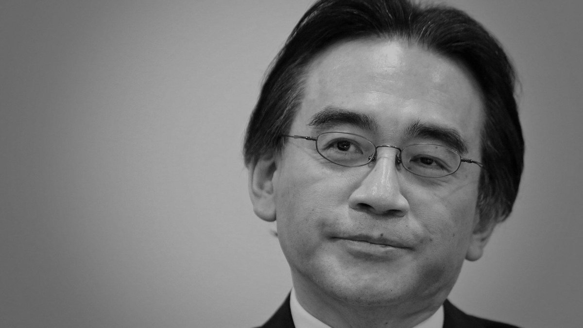 C'était Satoru Iwata, l'hommage-portrait de @kamuirobotics rendu au dirigeant décédé samedi  http://t.co/SWuP95qLhS http://t.co/iYwG5ZkACk
