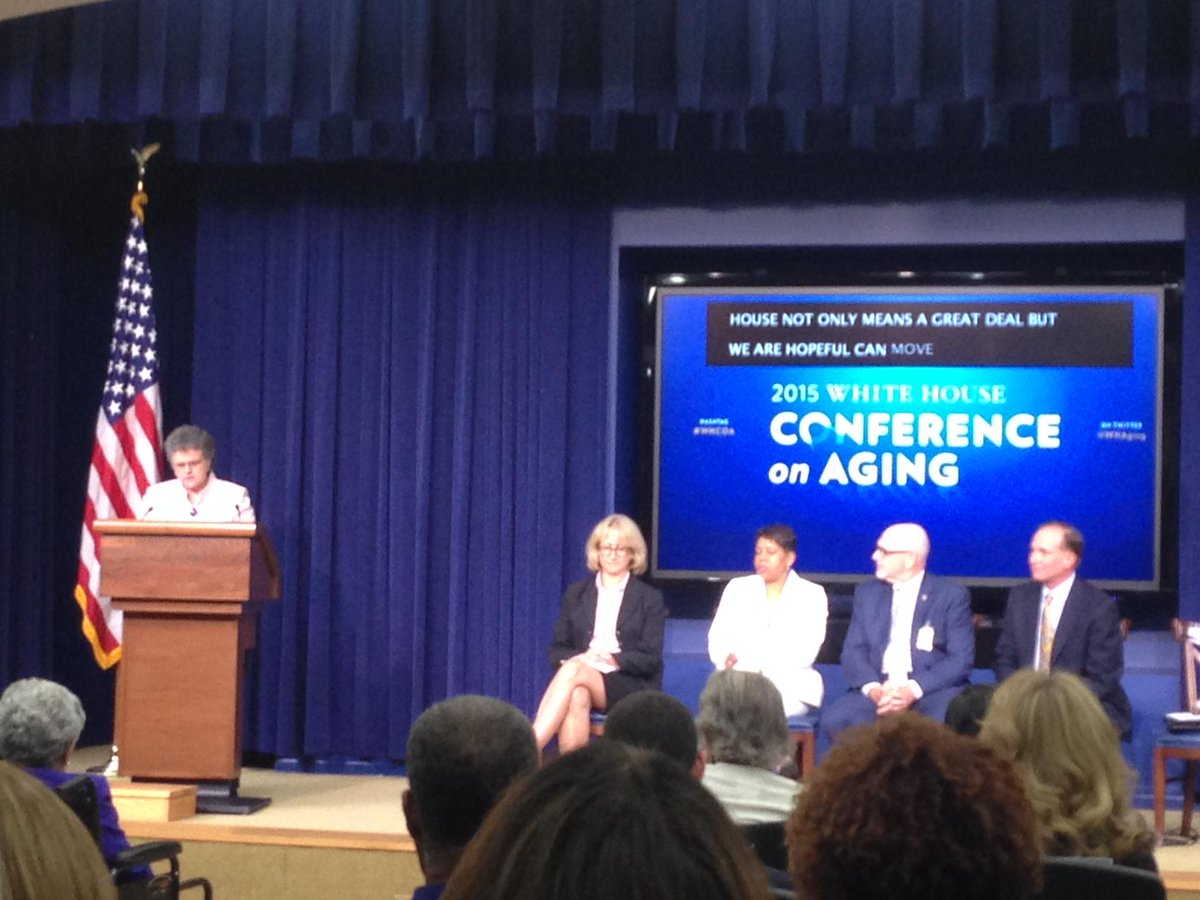 Thumbnail for Elder Justice Highlights: 2015 White House Conference on Aging