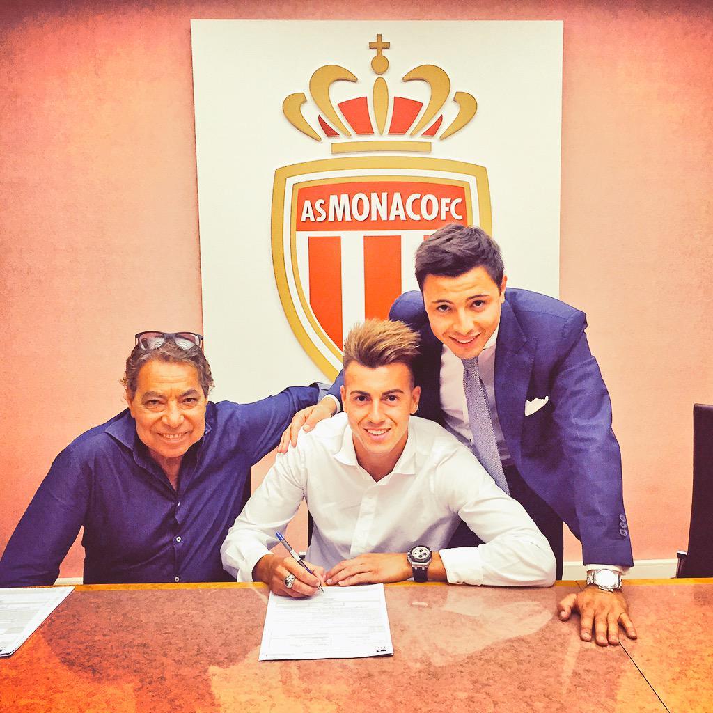 Oficial: Stephan El Shaarawy es nuevo delantero del As Monaco.