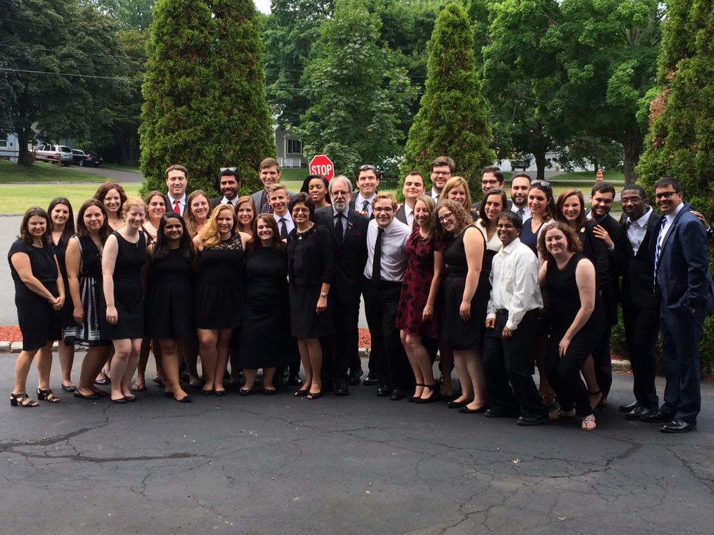 Beautiful gathering of @AmericanU alumni to honor our cousin @KevinSutherland. @ausg @AUFirstLadies @AmericanUAlum http://t.co/Efeta3tvrr