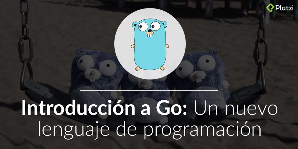 Conoce Go, el lenguaje de programación creado por Google ☛ https://t.co/YkxbhH2YDA http://t.co/MFdJUlWqhG