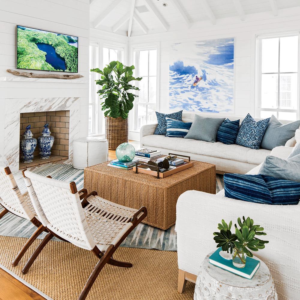 Beach Home Interior Design Ideas: Coastal Living On Twitter:
