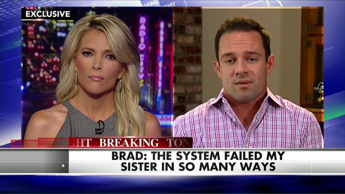 Megyn Kelly interviews Kate Steinle's brother Brad VIDEO