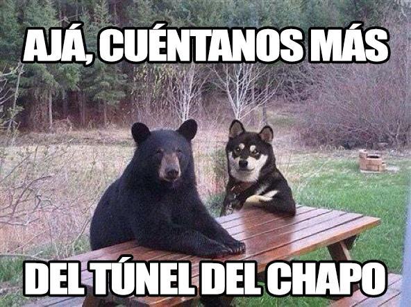 ¿Y qué más @osoriochong? #Chapo http://t.co/AqBpUe7Tif