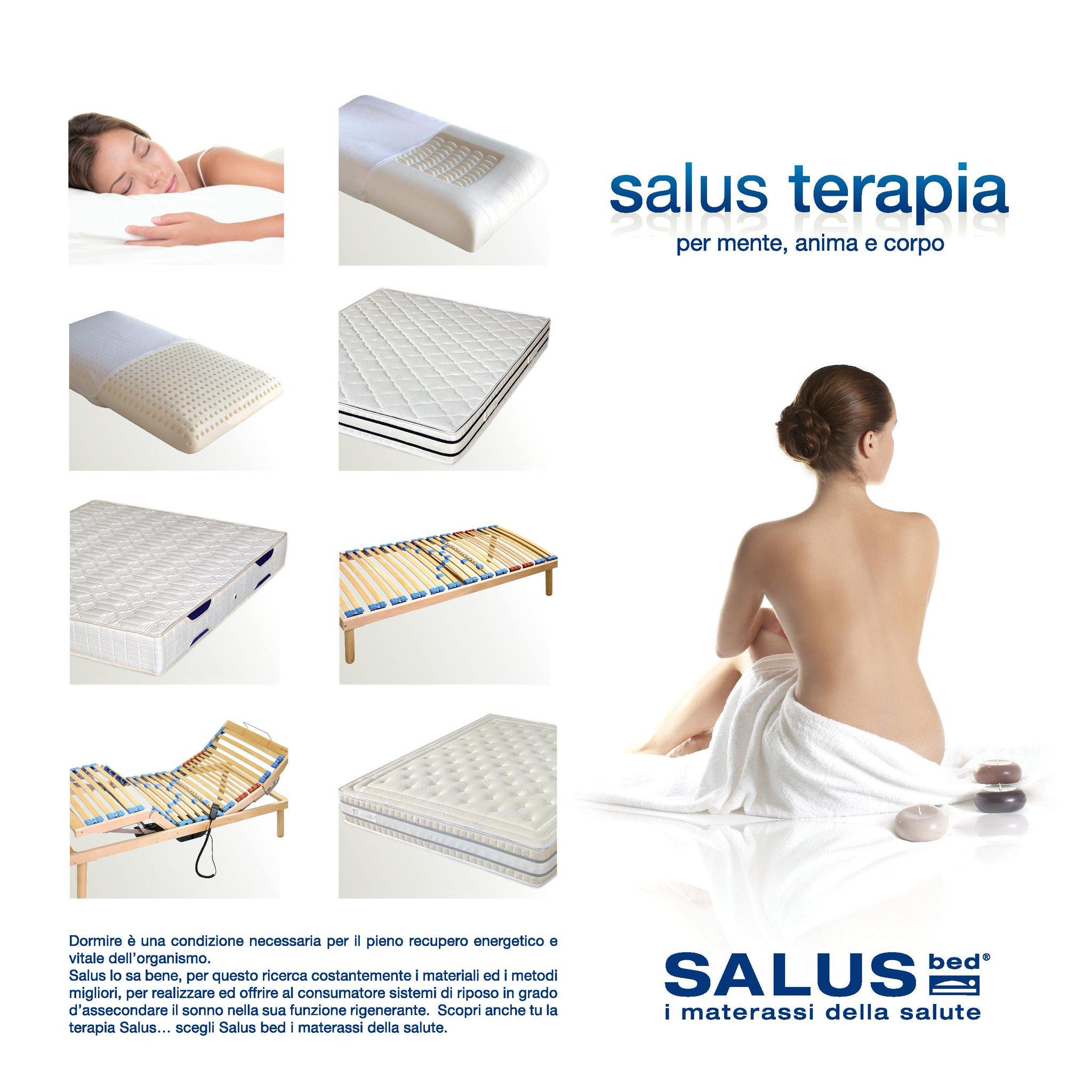 Salus Materassi.Salus Bed On Twitter Salus Terapia Per Mente Anima E Corpo