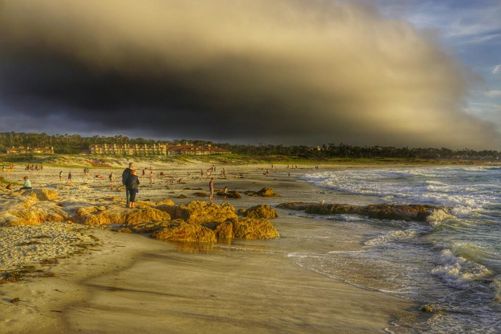 It's beautiful out here! #Asilomar  #ESIPFed http://t.co/Tkq1D1AMit