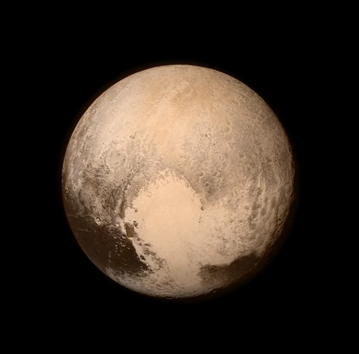 Closest approach. Now. #PlutoFlyby @NASANewHorizons http://t.co/QHVp7NDAik