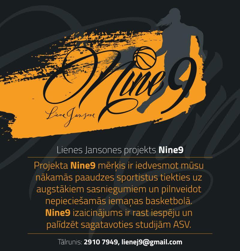 Atgādinām,ka rīt plkst.17.00 pie mums tikšanās ar projekta Nine9 vadītāju @LiliJ9. Kurš izmantos iespēju aprunāties?