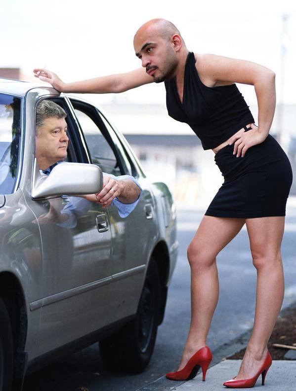 Путаны на дорогах, большие жирные дамы с розгами фото