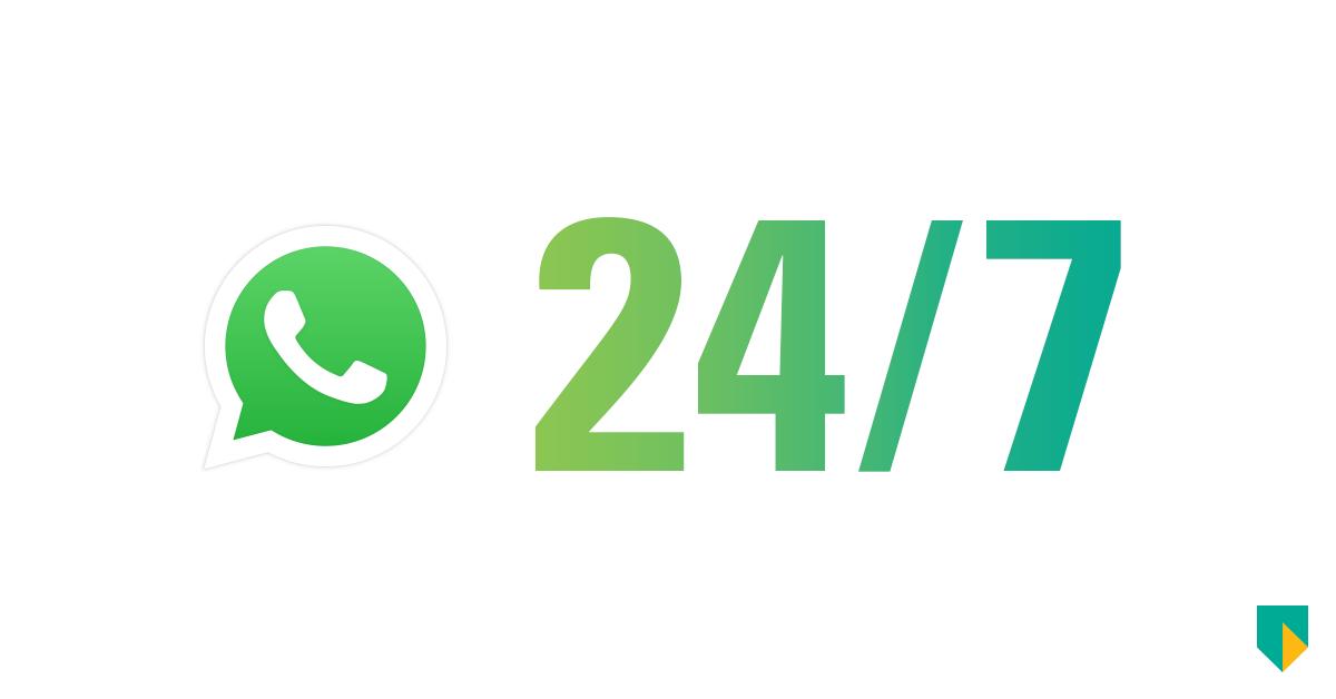 Apetrots!!! ABN AMRO start klantenservice via WhatsApp http://t.co/HAsmOvwD9J #WhatsApp http://t.co/wKEcsvrpck