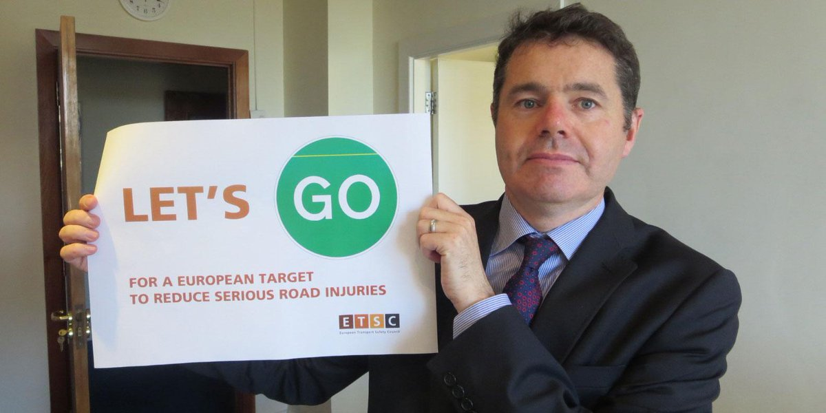 1/2 The Irish Transport Min @Paschald joins calls for an EU serious injury target. #letsgo http://t.co/BcYy7IdFYy http://t.co/8jBrLFyF8q