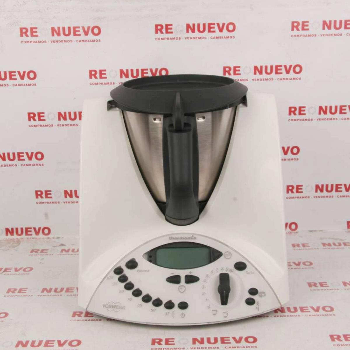 Genial robot cocina thermomix precio fotos receta de - Comprar thermomix corte ingles ...