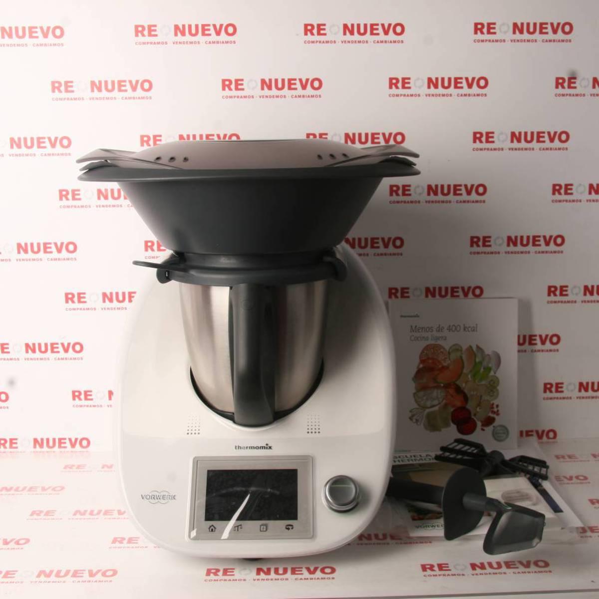 Genial robot cocina thermomix precio fotos por que no voy - Robot de cocina lidl opiniones ...