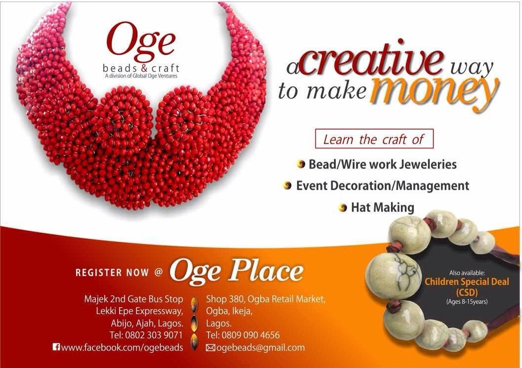 Oge Beads and Craft on Twitter: \