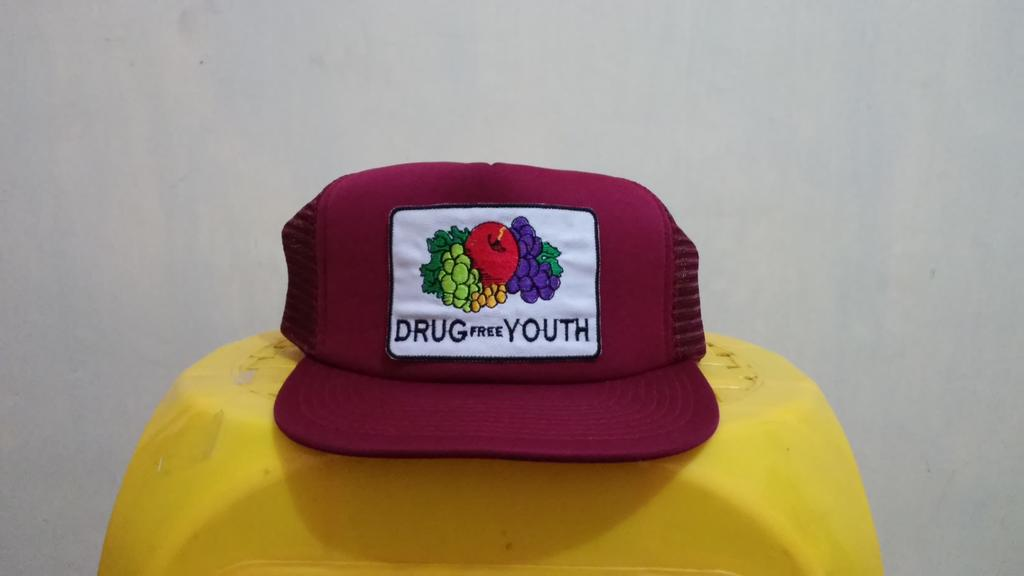 Drugs Sex Tapes Trucker Hat Nerdy Fresh