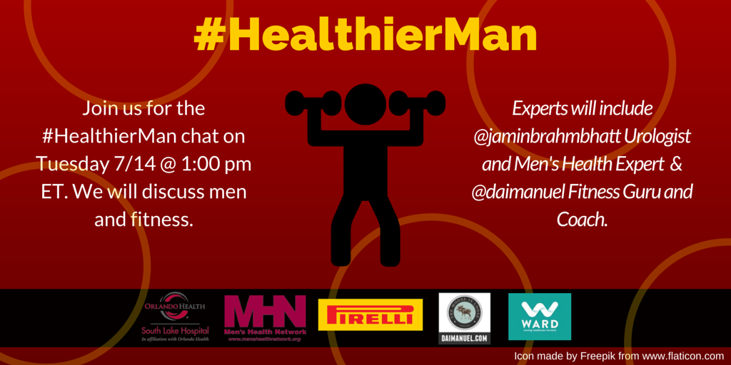 Thumbnail for #HealthierMan