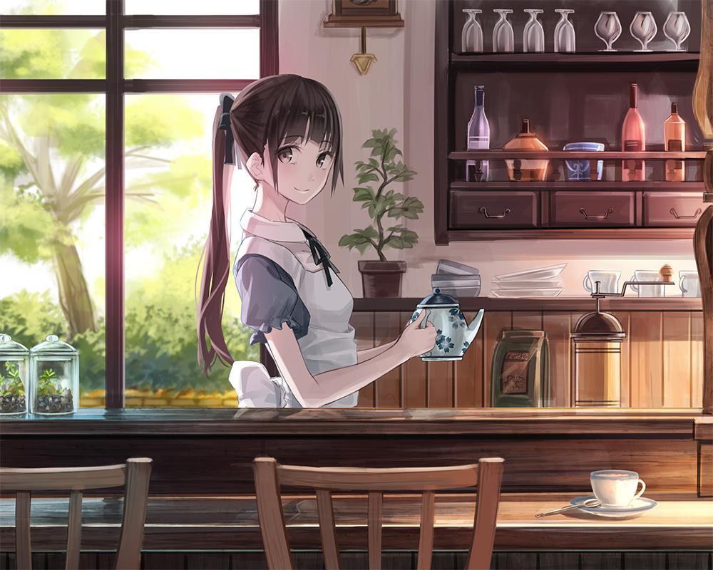 昼下がりの喫茶店 pic.twitter.com/ko0BLtOMgH