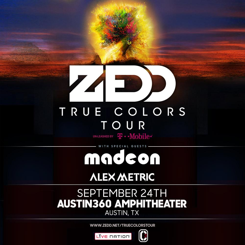 See @madeon & @Alexmetric support @Zedd at @Austin360Amp on September 24th!! Tix here: http://t.co/0Ow5lOsyw8 http://t.co/xNJI8cuBKw