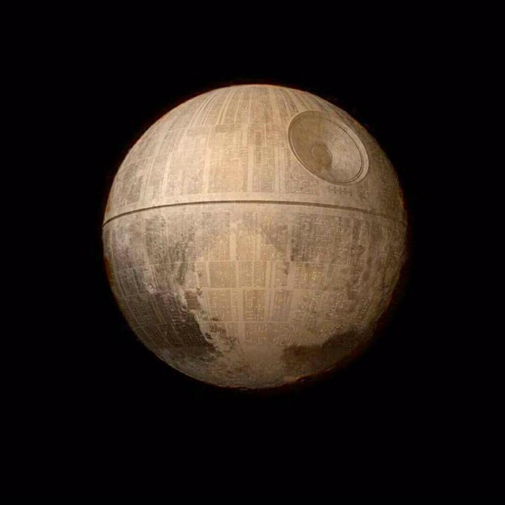 Small 'planet' Pluto rides large on world wide web's meme ...