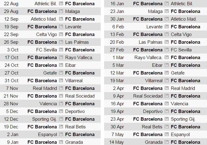 """Search Results for """"La Liga Schedule 20152016"""" – Calendar 2015"""
