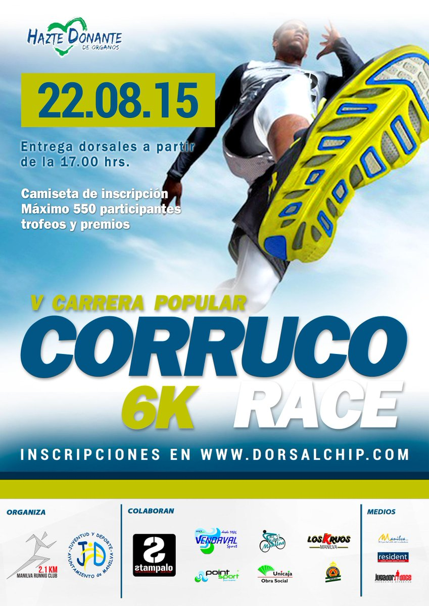 Corruco Race Manilva