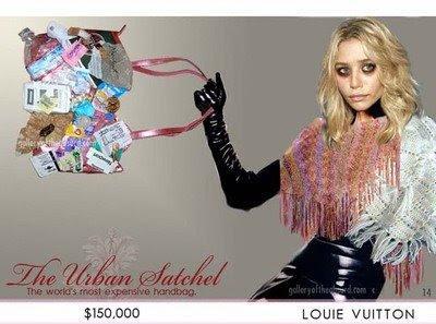 9d3369881 هذه الشنطة المضحكة تشكل قمامة من لويس ڤيتون الغريب بأن سعرها حوالي ٥٦٠ الف  ريال!pic.twitter.com/gS1kGBQU5F