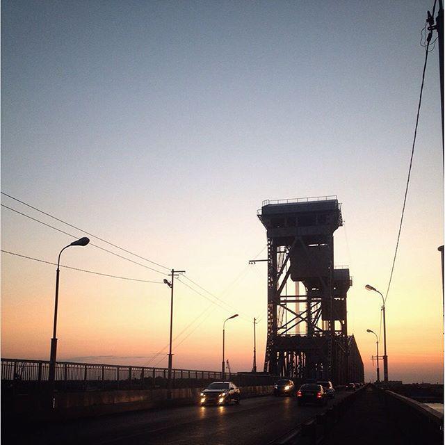 Астрахань новый мост через волгу
