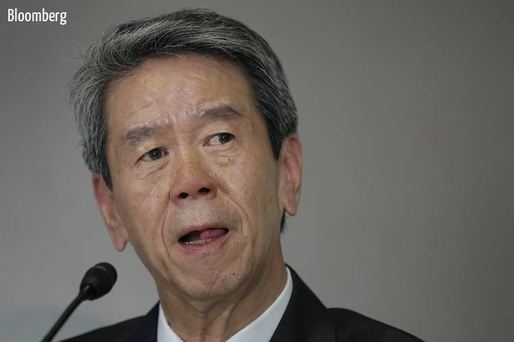 Several Toshiba execs are likely stepping down after profit was inflated by about $1 billion: