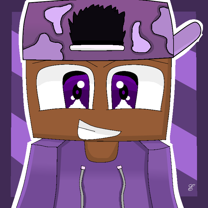 how to draw a minecraft person