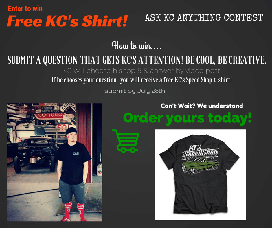 Kc 39 s paint shop on twitter win a free shirt post for Kc paint shop