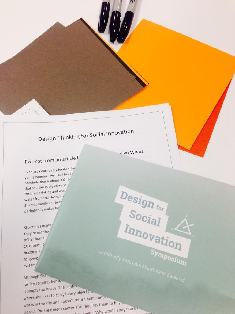 #dsi2015 the special space where community, design and innovation collide @MnstryofAwsm http://t.co/S4POTQ1d45