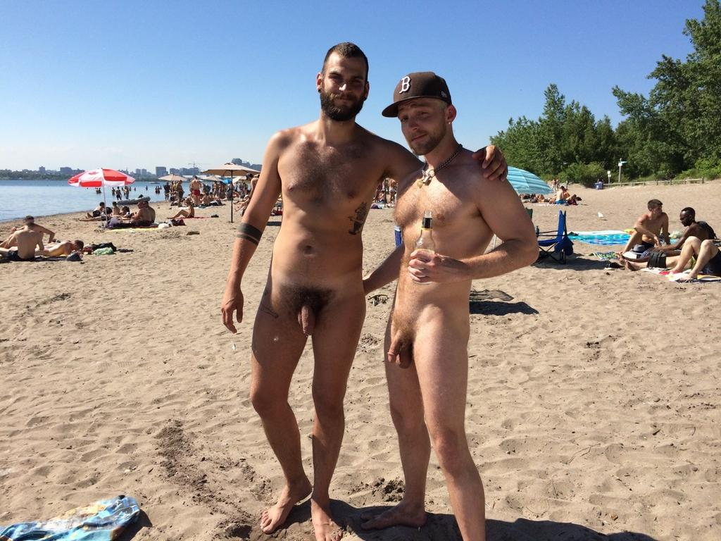 The naked truth about lifeguarding toronto's nude beach